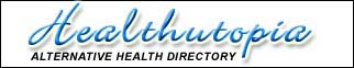 healthutopia logo - stress management courses uk page